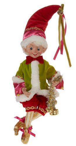 Elf With Bells